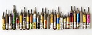 Power of Making gallery: Alphabet by Dalton Ghetti