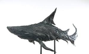 Power of Making gallery: Tyre Shark by Ji Yong-Ho