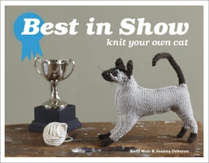 Knit your own cat: Best in show: Knit your own cat book cover