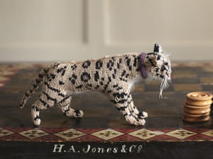 Knit your own cat: Best in Show: Knit your own Bengal cat