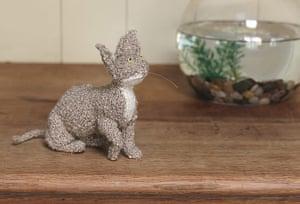 Knit your own cat: Best in Show: Knit your own Devon Rex