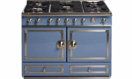Agyness Deyn's cooker by La Cornue