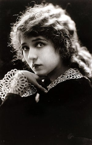 SIlent movie stars: Mary Pickford