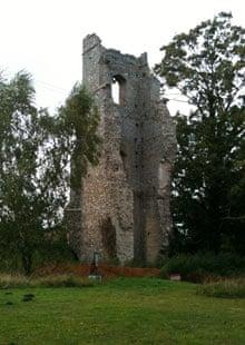Gothick Norfolk?