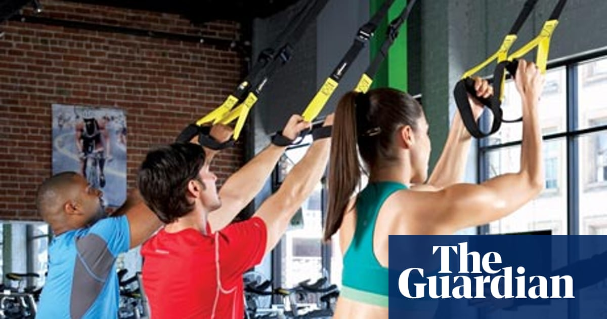 Trx home suspension training system review life and style the