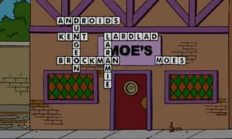 Moe's bar