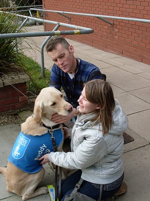 Guide dogs: Buddy Dogs service