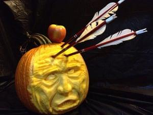 Readers' Halloween: Pumpkin #4
