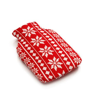 Hot water bottles: Nordic style