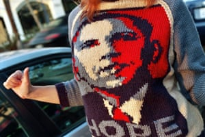 Obama craft: Obama jumper