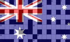 Australian crossword