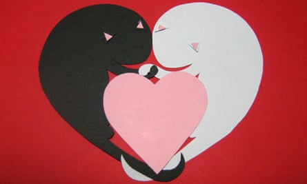 Valentine's collage: Add your final touches