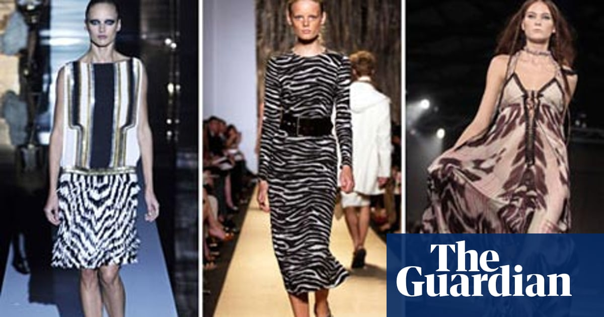 African Fashion Is About More Than Zebra Print Fashion The Guardian