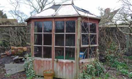 Catharine Howard's shed