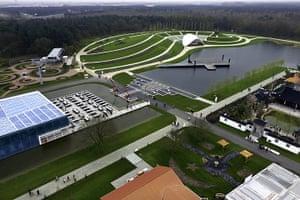 Floriade: Overview of Floriade grounds