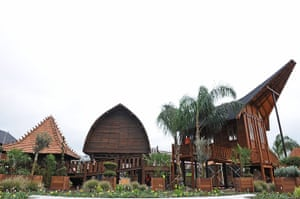 Floriade: The Indonesian contribution to Floriade