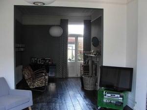 Style expert homes: jill Macnair's green living room