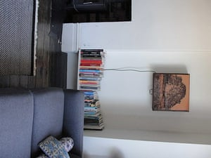 Style expert homes: Jill Macnair's living room - details