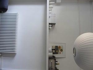 Style expert homes: A shelf in Jill Macnair's living room