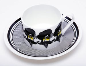 India meets china: The Mucchad cup and saucer, £10, by The Play Clan