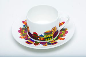 India meets china: The Haveli cup and saucer, £10, by The Play Clan