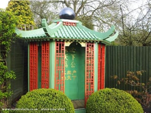 Shed of the year: Chinese shed