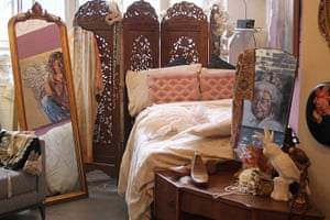 Art Haus project: The bedroom in the Arthaus