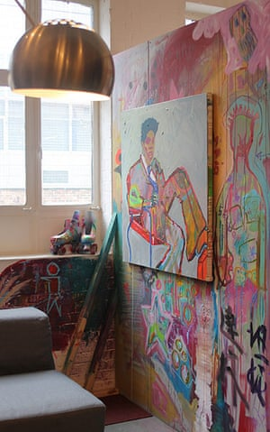 Art Haus Project The Living Room