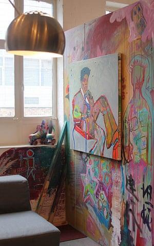 Art Haus project: The living room - Arthaus