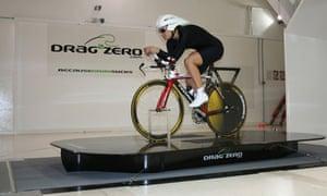 Drag 2 zero wind tunnel testing