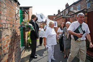 New Urban Green: Salford's gated alleys