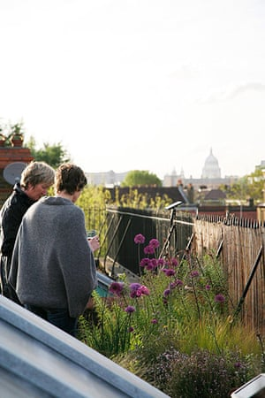 New Urban Green: Perdita Fenn's roof garden