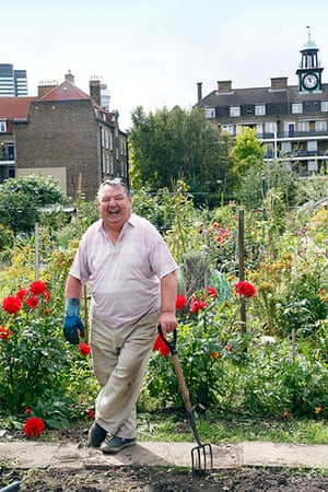 New Urban Green: Cumberland Market Allotments
