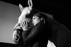 Arab women in sport: Dalma Malhas, equestrian, from Saudi Arabia