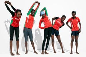 Arab women in sport: The Sudan women's running team