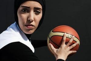 Arab women in sport: Amal Mohammed Awad