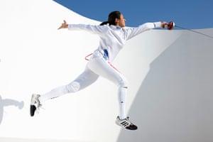 Arab women in sport: Sarra Besbes