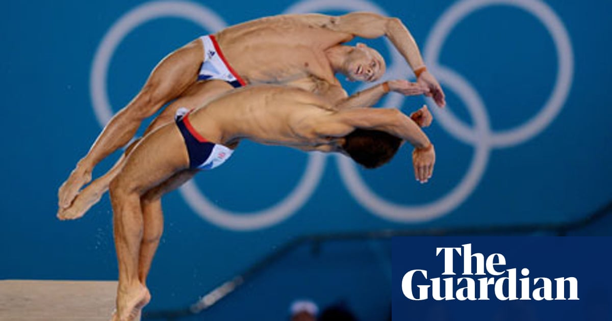 Olympics 2012 How To Get Involved In Diving Fitness The Guardian
