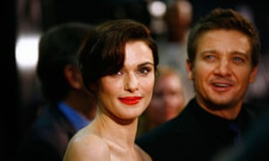 Terrence Malick opted not to include Rachel Weisz in To the Wonder.