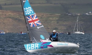The 2012 London Olympic Games, Sailing, Weymouth and Portland, Britain - 05 Aug 2012