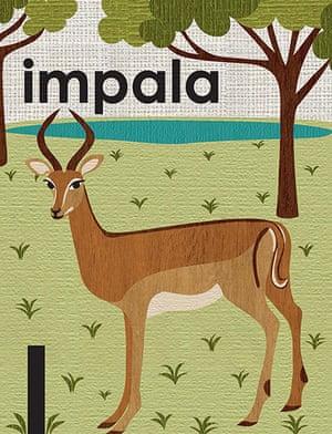 Alphabet : I is for impala
