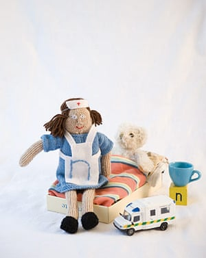 Alphabet : N is for nurse from Kniteracy