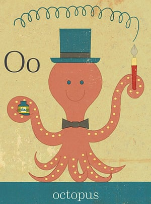 Alphabet : O is for octopus