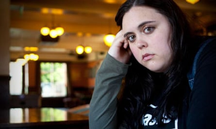 Sharon Rooney as Rae Earl in My Mad Fat Diary