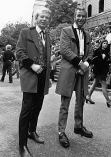 Teddy boys in 1972
