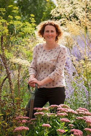 Prairie garden: Kirsty Grocott