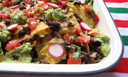 Felicity Cloake's perfect nachos