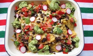 How To Make The Perfect Nachos Food The Guardian