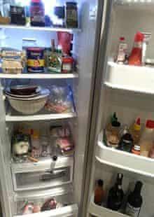 Marina O'Loughlin's fridge