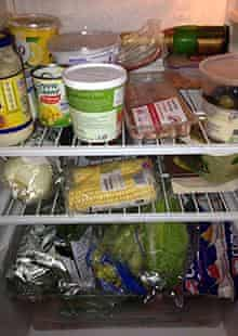Jay Raynor's fridge